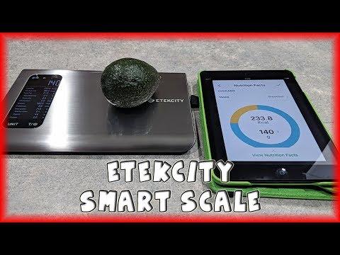 Etekcity Smart Nutrition Scale