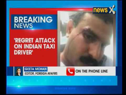 Regret attack on Indian taxi driver, matter probed by Tasmania Police: Australian High Commission