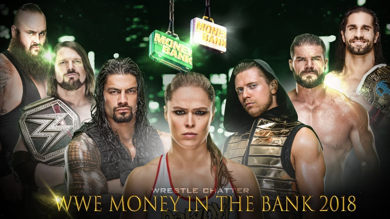 Who will win money inthe bank 2018