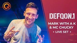 Mark With a K & MC Chucky | Defqon.1 Weekend Festival 2019