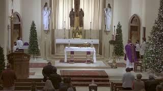 Fourth Sunday of Advent - 10:30 AM Sunday Mass at St. Joseph's (12.20.20)