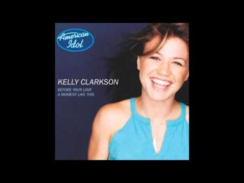 Kelly Clarkson - A Moment Like This [Audio]