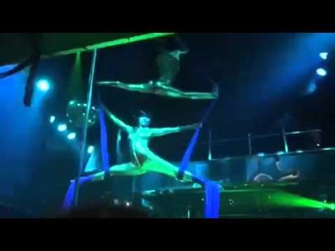Aerial Artist Acrobat Thailand 2