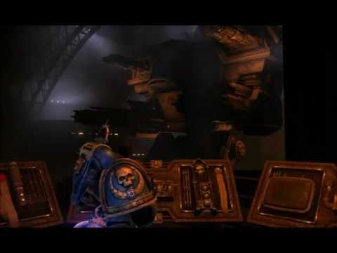 Warhammer 40K: Space Marine - Titan Scene