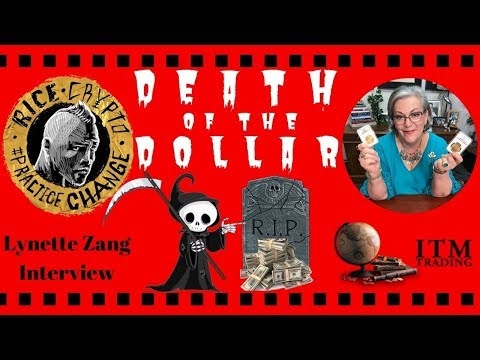 Lynette Zang: Death Of The Dollar & Global Economic Reset Coming (ITM Trading Interview)