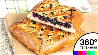 Многодетные семьи соревновались в конкурсе пирогов в Химках