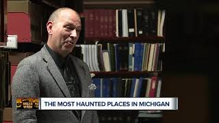 Detroit ranks #1 on Top 10 list of Haunted Michigan Cities. See how other cities rank here
