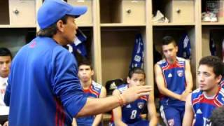 Here's an insider look at the fc dallas academy 3-1 victory over barcelona from cup 2011.