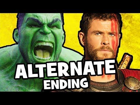 Thor Ragnarok DELETED SCENES, Changes & ALTERNATE ENDINGS (Part 2)