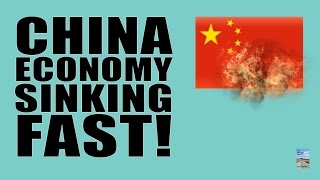 8 Charts PROVE China Economy Sinking Fast as Global Production Falls!