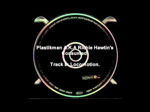 HQ Discography Plastikman Consumed 1998.