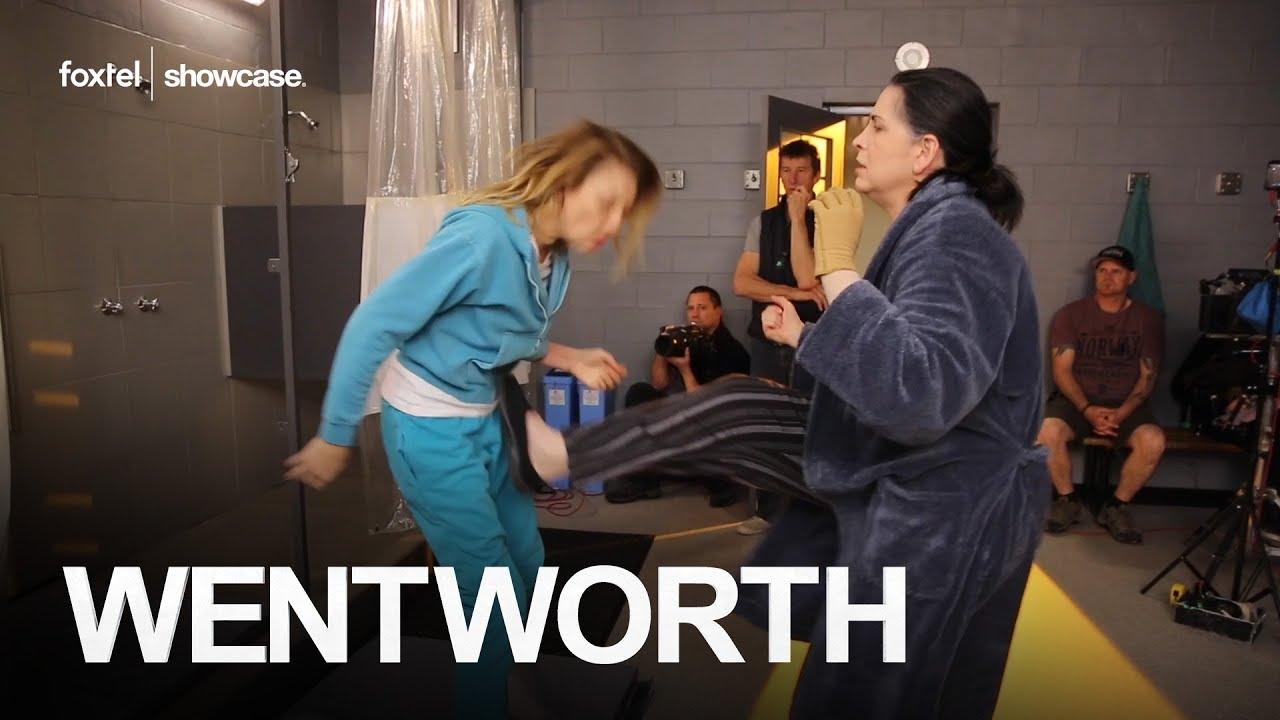Download Wentworth Season 5: Inside Episode 7   showcase on Foxtel