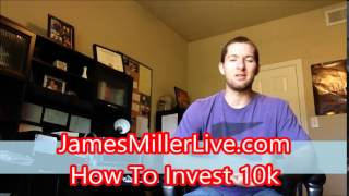 How To Invest 10k - Best Investment For 10K!