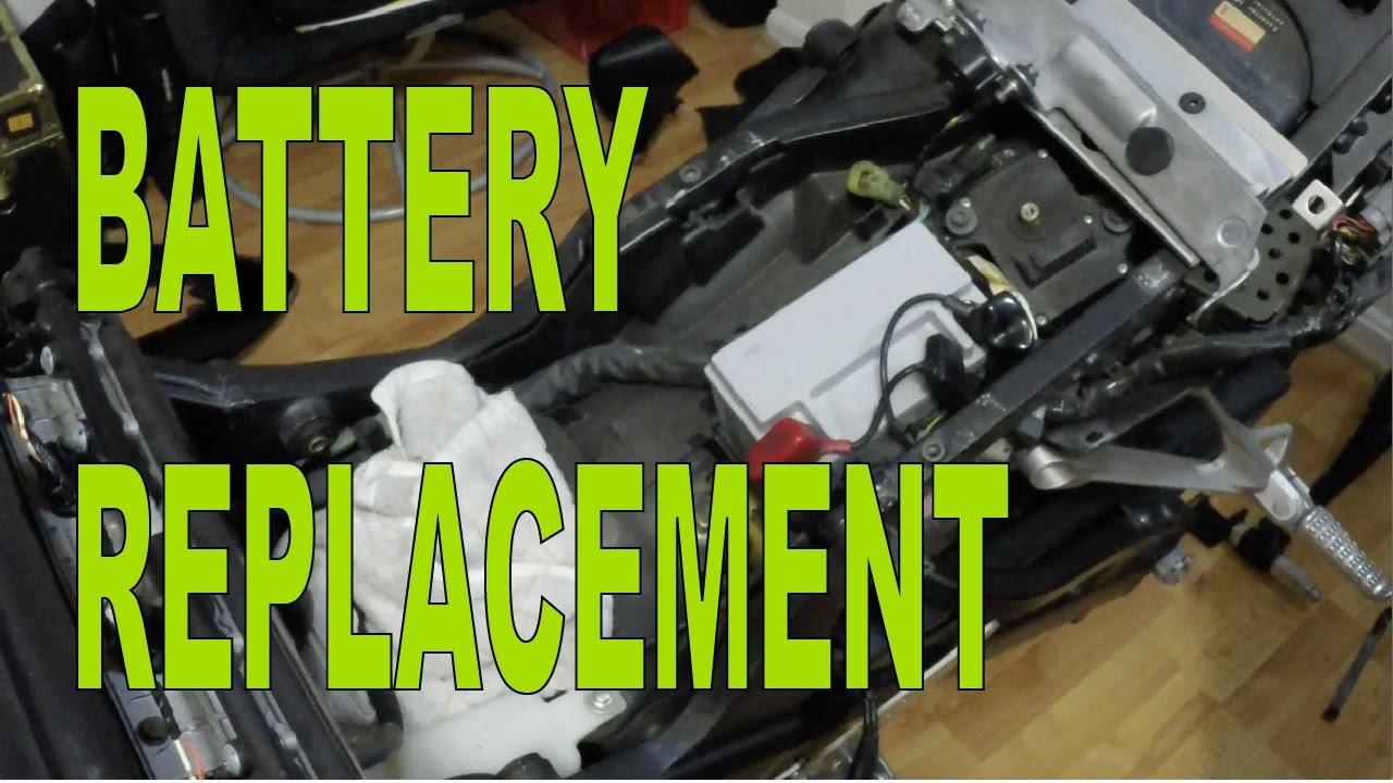 Kawasaki Ninja R Battery