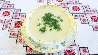 Суп пюре рецепт с луком пореем Как приготовить суп пюре Лук порей рецепты Цибуля порей рецепт супу