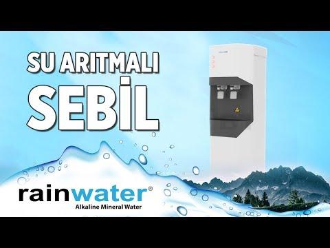 Arıtmalı Su Sebili - Rainwater RNW-2200