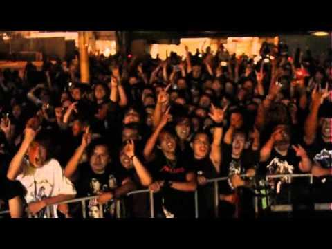 Metallica Orgullo Pasion y Gloria. tres noche en mexico parte 2