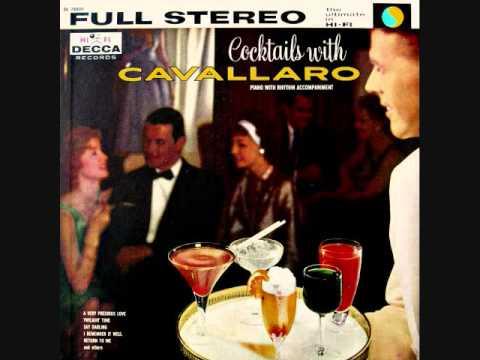 Carmen Cavallaro - Cocktails with Cavallaro (1960)  Full vinyl LP