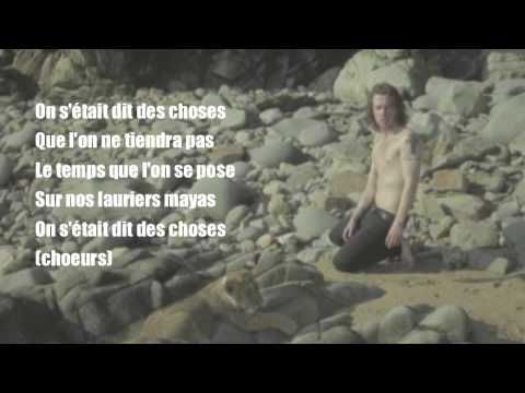 Paroles Paris-Seychelles Julien Doré
