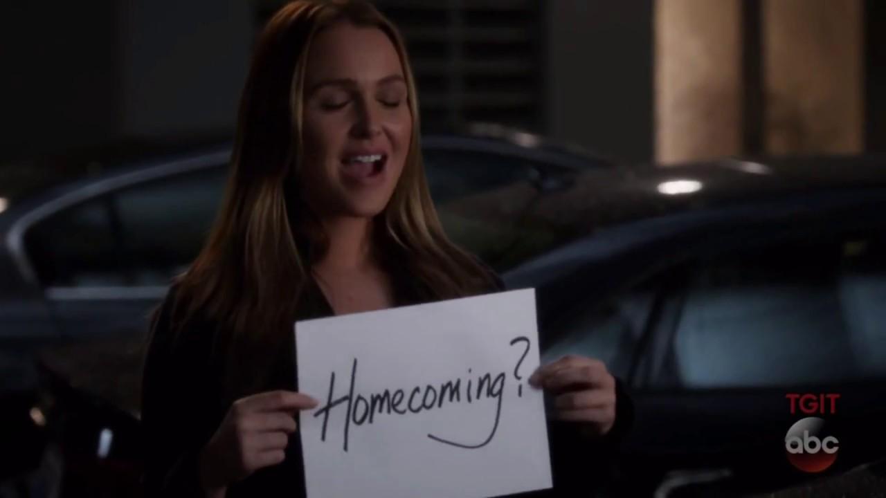 Grey\'s Anatomy Season 14 Episode 3 Owen and Amelia ENDING SCENE ...
