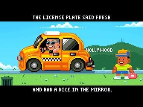 The Fresh Prince of Bel-Air 8-Bit Show Opening