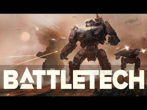 What is... Battletech (Galactic Mercenary Gameplay)