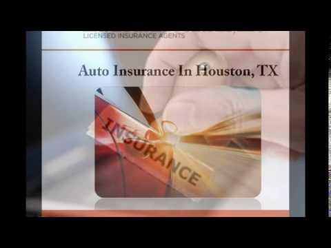 Houston tx auto insurance