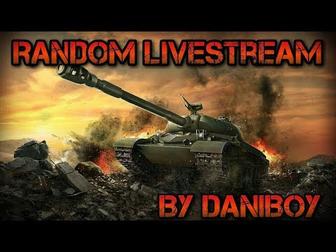 Gun Mark Grind!??|| World of Tanks Random Live #82 thumbnail