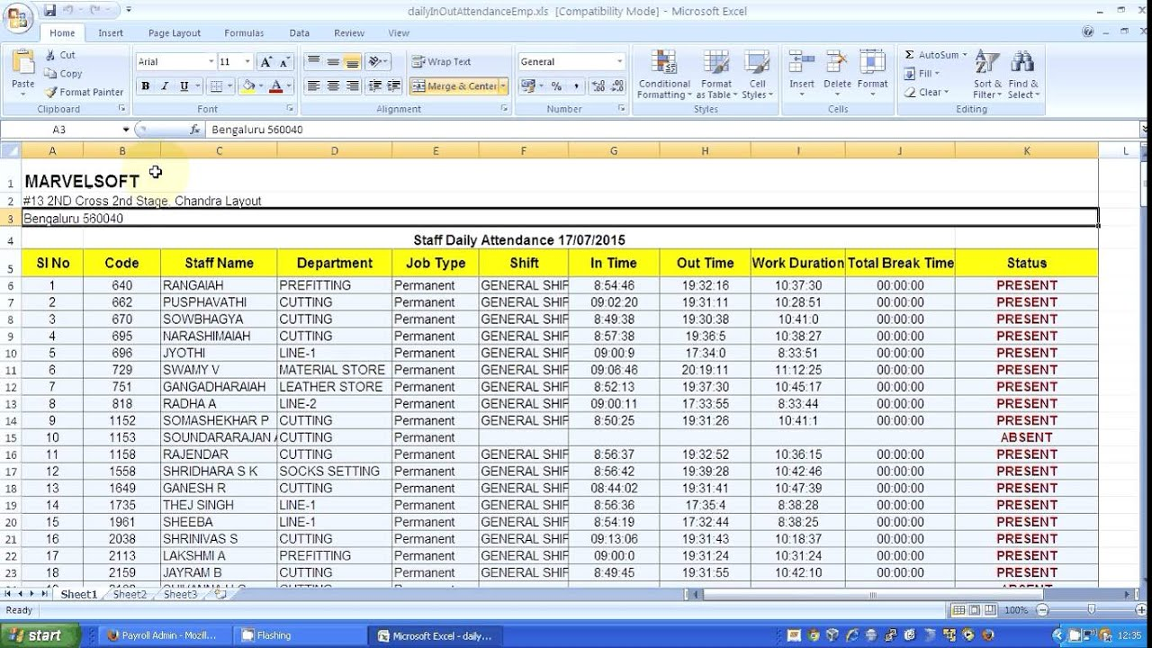 payroll software packages