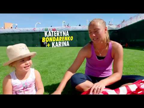 Bag Check: Kateryna Bondarenko