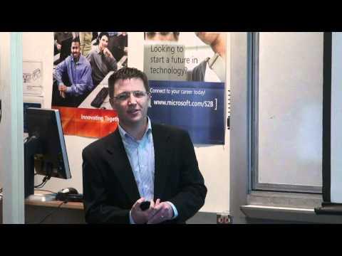 Speaker Series: David Landers, Manager of Business Energy, Management at Puget Sound Energy 3/5