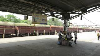 インド鉄道 Allahabad Junction railway station:SDAH SUVIDHA SP 82302