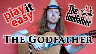 The Godfather Theme (Speak Softly Love) - Play It Easy - Andy Williams guitar cover + notes + tabs