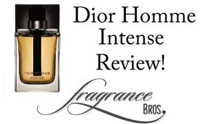 Dior Homme Intense Review! Hype King!