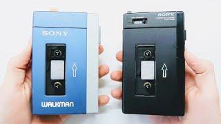 """The FIRST """"Walkman"""" - Sony TCM-600"""
