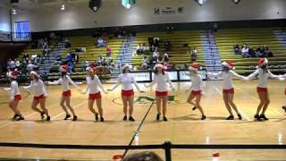 Marywood University Dance Team-2009 Christmas Dance