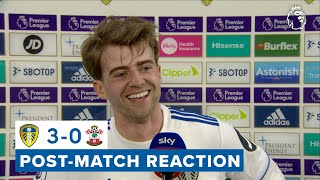 """More important than anything was winning today"" 