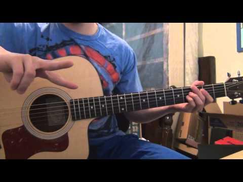 For the Moments I Feel Faint guitar lesson