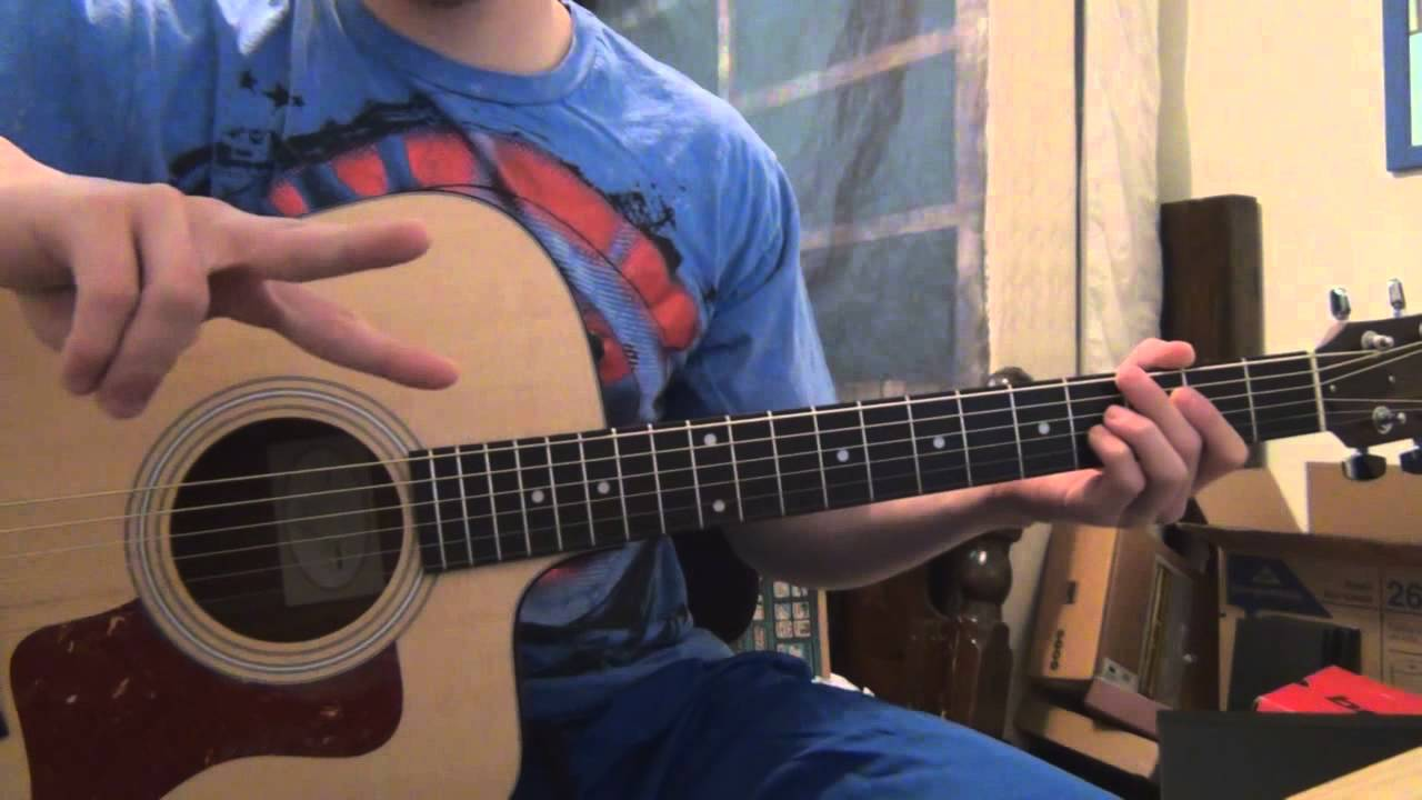 For The Moments I Feel Faint Guitar Lesson Youtube