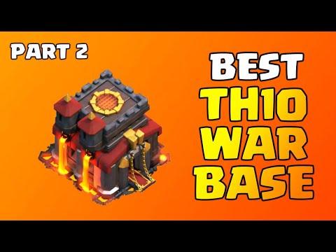 Coc best th10 base layout - Myhiton