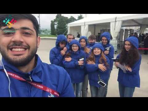 Azerbaijan Sport Volunteers™ on/off video challenge