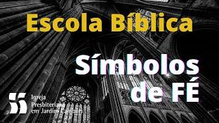 Escola Bíblica 18/07/2021 |  Fé Salvadora
