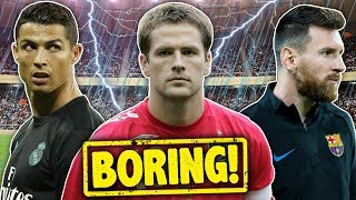 10 Most BORING Footballers!