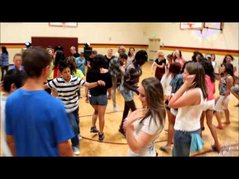 East Valley Middle School End of School Dance - DJ Dave's Mobile Disc Jockey