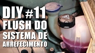 Flush do Sistema de Arrefecimento - DIY #11 Auto Super thumbnail