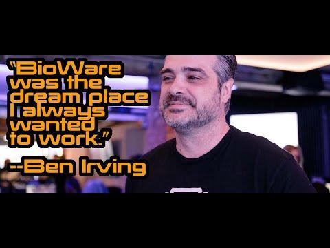 Anthem Lead Producer Ben Irving leaves Bioware