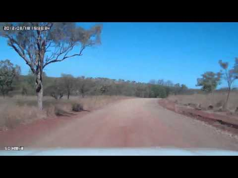 Video 89-Gibb River Road - To Mornington Wilderness Camp - 2 of 2 sections