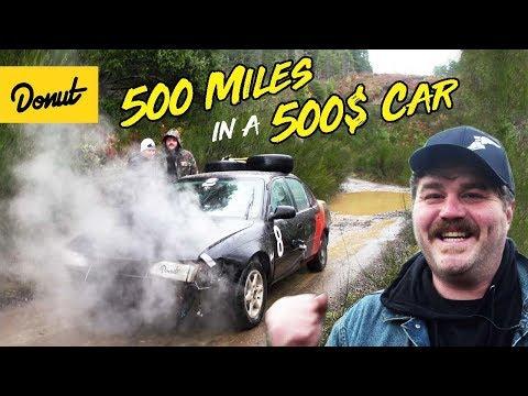 500 Miles in a $500 Car - Gambler 500 | Car Boys