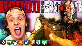 """GOROD KROVI"" CRAZY PACK-A-PUNCHED PPSH + RAY GUN 3 GAMEPLAY (Black Ops 3 Zombies)"
