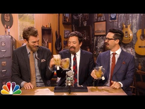 Will It Tea? With Jimmy Fallon, Rhett \u0026 Link (Good Mythical Morning)